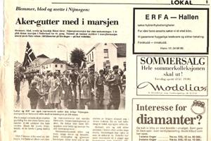 Ullern Avis 13.august 1976
